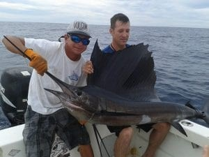 Costa Rica Wild fishing