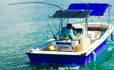 28 Fishing Charter Jaco