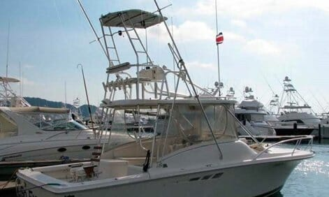 32 ft Fishing Charter Marverick