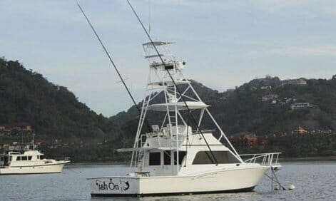 40 ft Fishing Charter Marverick