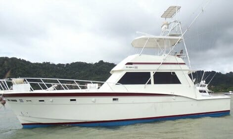 55 Fishing Charter Jaco